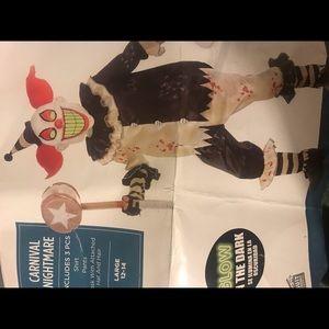 Carnival Nightmare Costume 12-14